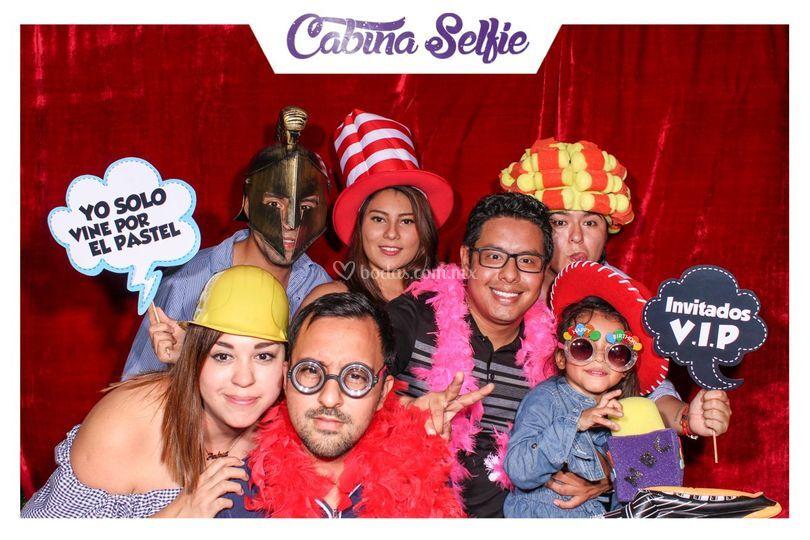Cabina Selfie