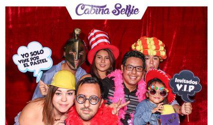 Cabina Selfie 1