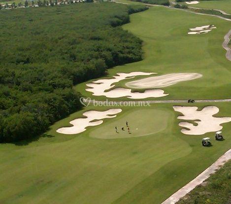 Te trasladamos a los mejores campos de golf