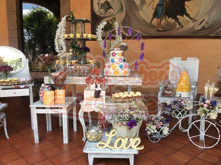Cake & Bars Desing