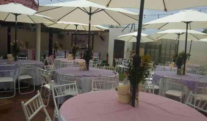 La Bikina Jardín de Eventos
