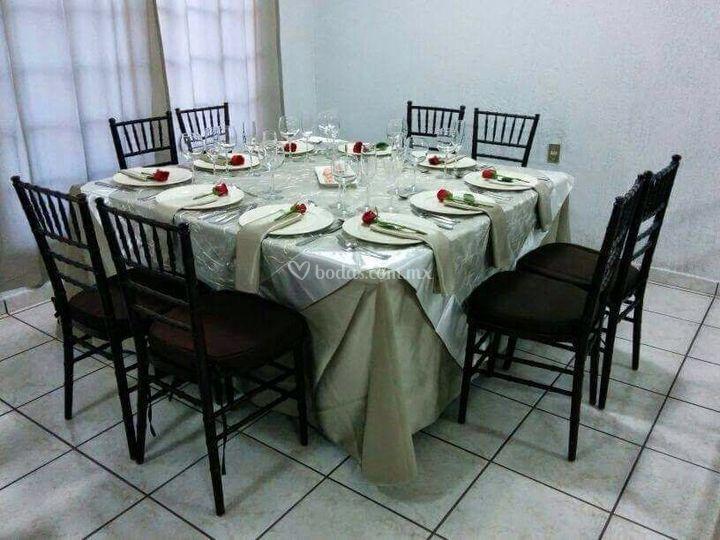 Banquetes El Maná