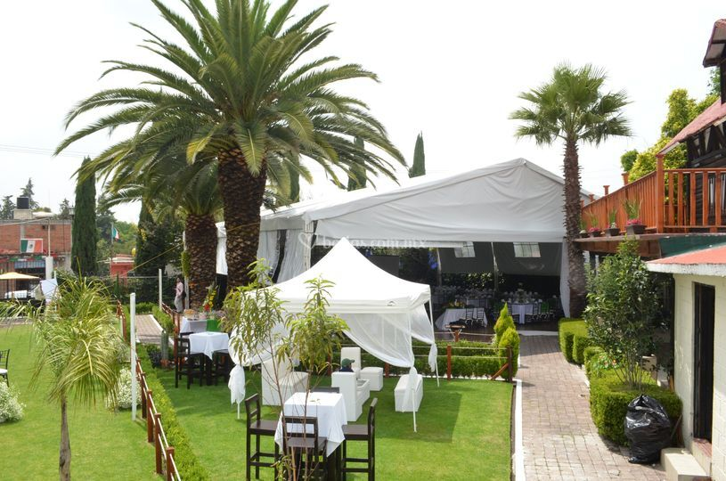 Jardín de Eventos Madeira