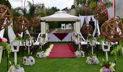 Jardín de Eventos Madeira 2