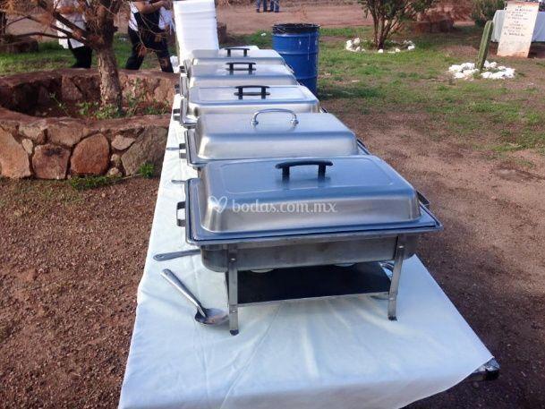 Banquetes y Taquizas Durango