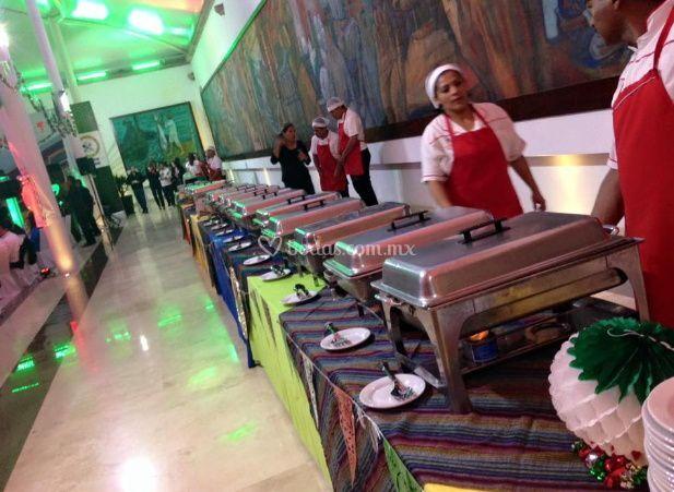 Grandes banquetes