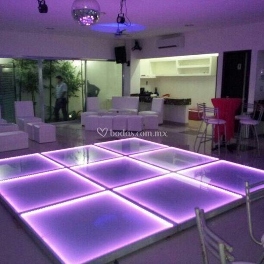 Fiesta tipo lounge