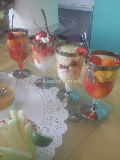 Mesa frutal
