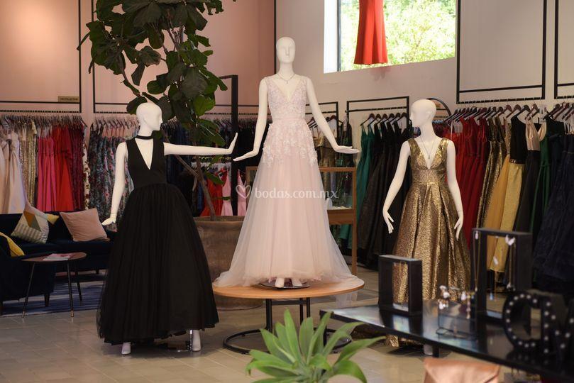 Vestidos de Diseñador
