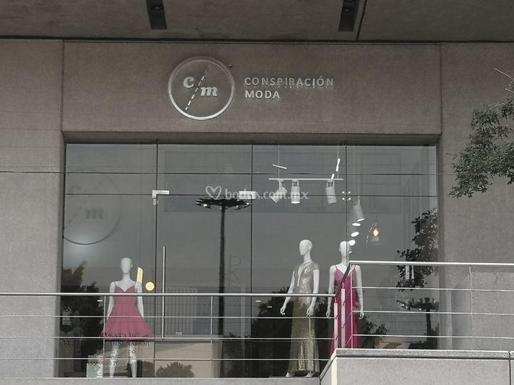 Showroom Santa Mónica (CDMX)