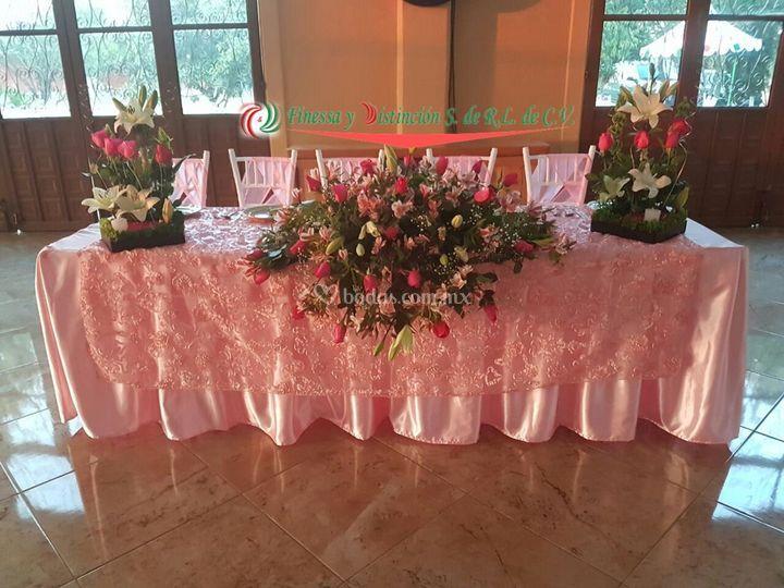 Bambalina rosa