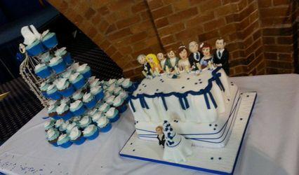 Sophi Art Cake 1