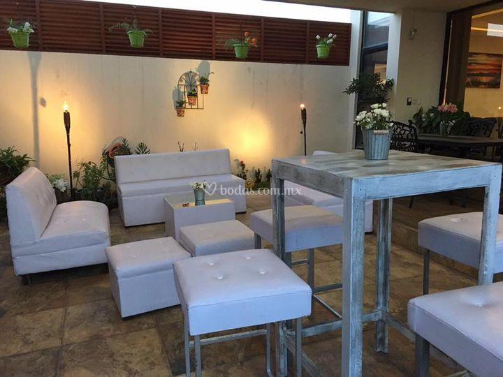 La Fete Lounge y Eventos