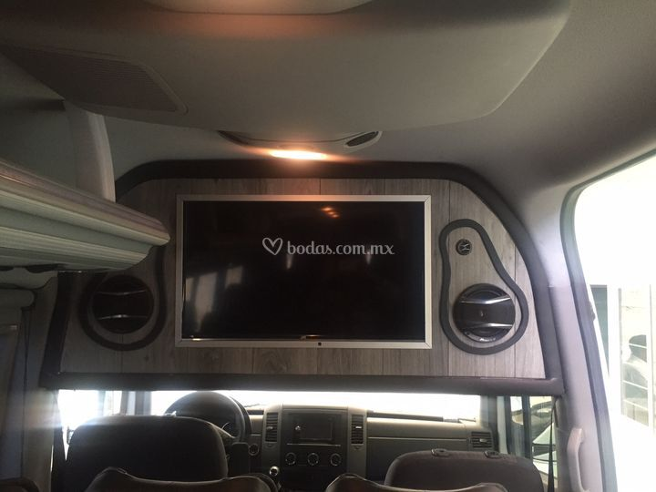 Pantalla smart tv
