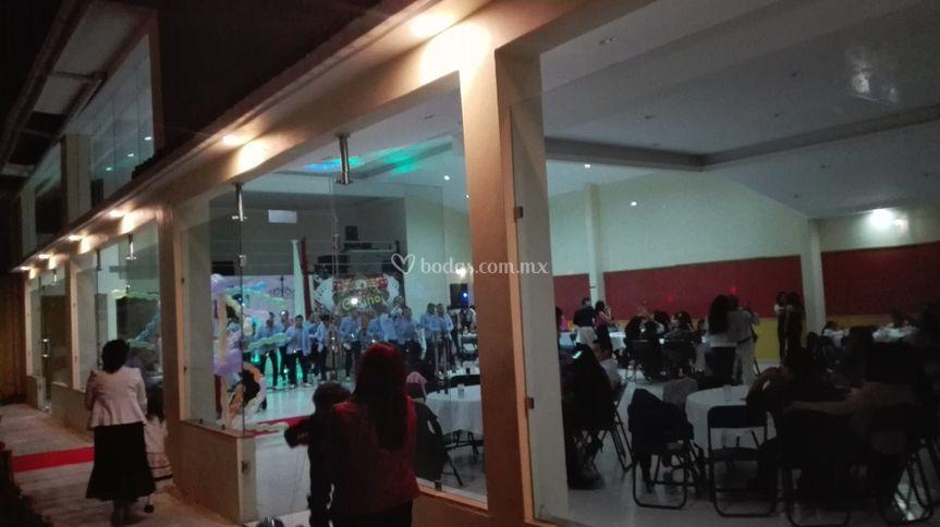 Banda sinaloense de sal n y jard n nirvana foto 5 for Jardin 7 hermanos ecatepec