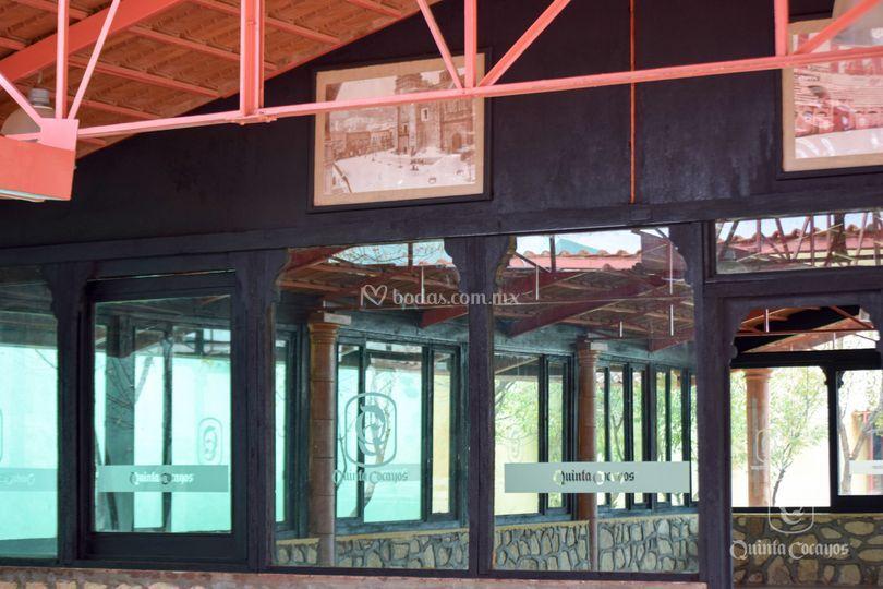Acogedor salón Toriles
