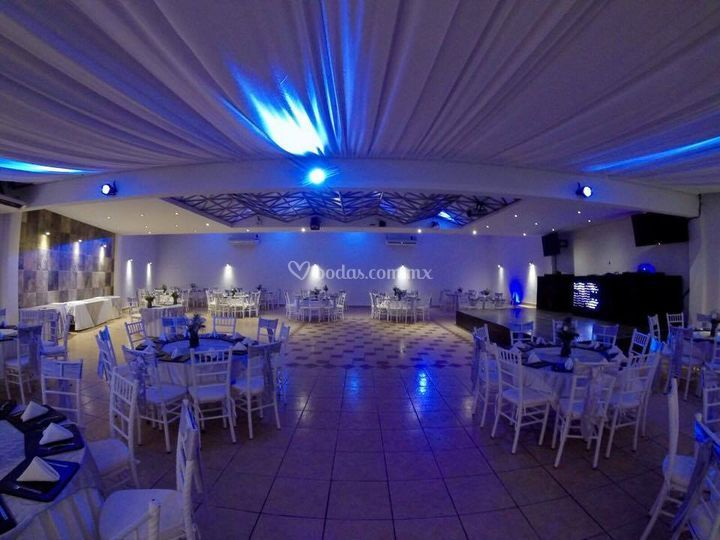 Salón de Eventos Monte Carlo