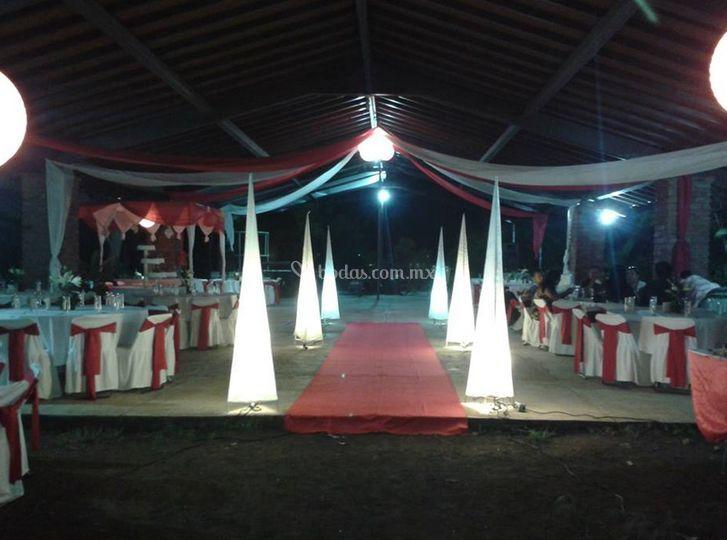 Planeación y coordinación de bodas