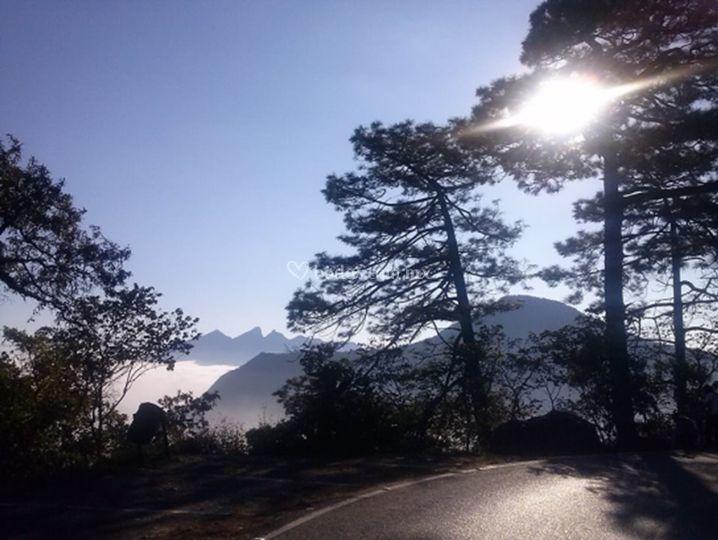 Hermosas vistas