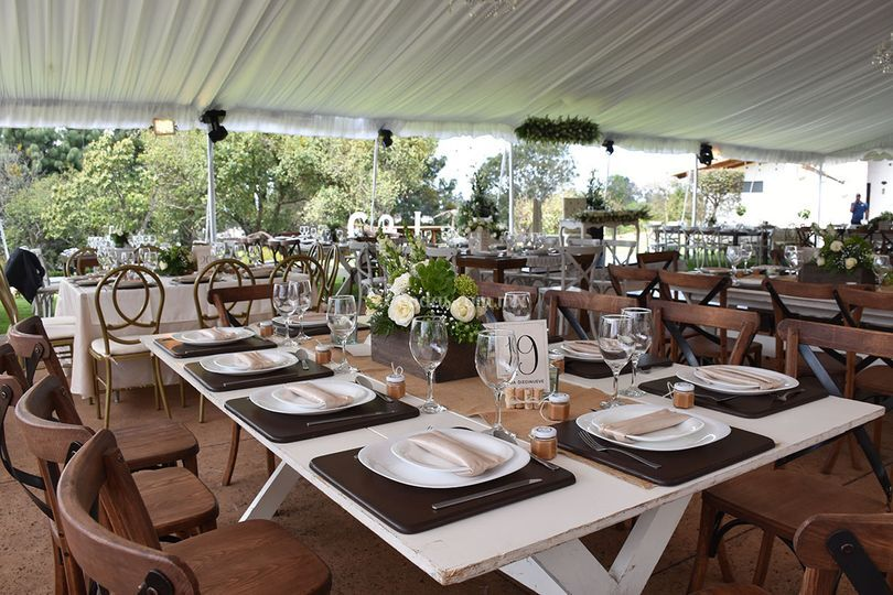 Decoraci n de mesas de quinta casa blanca foto 7 for Casa quinta decoracion cali telefono
