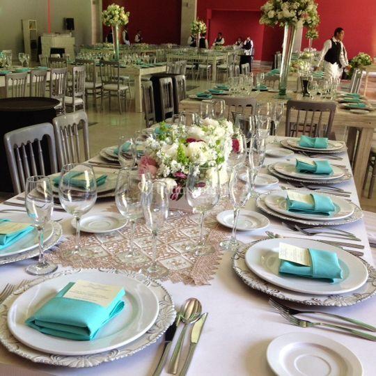Jard n 3 mar as de cibulet banquetes foto 55 for Jardin 3 marias