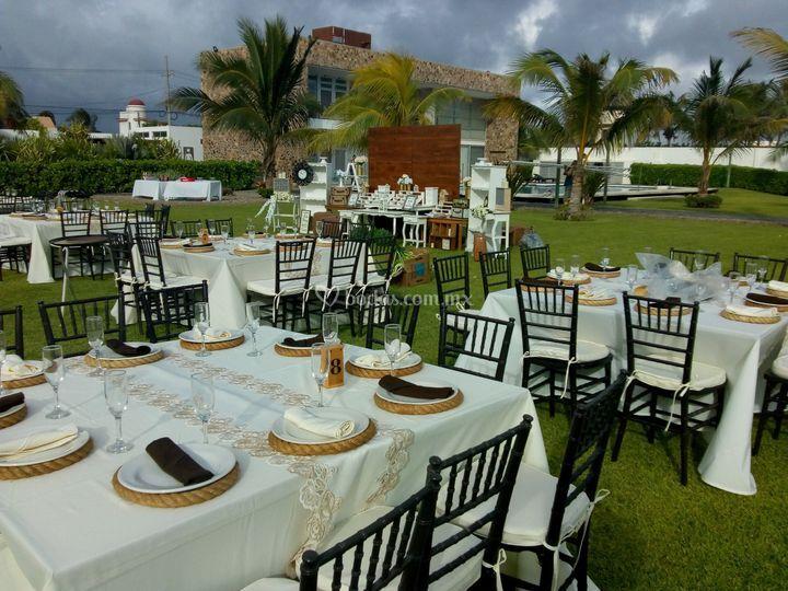 Banquete Casa de Piedra