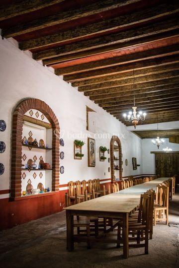 Salón Doña Rosy