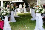 Decoraci�n de ceremonias de Suro Eventos