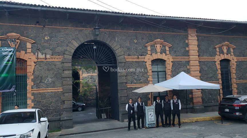 Salón Los Telares