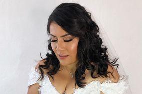 Abby Díaz Makeup
