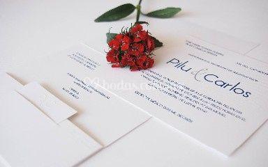 Invitaciones para bodas