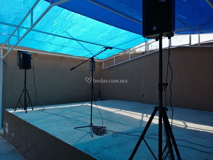 Audio de diversos eventos