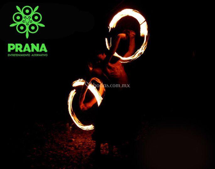 Danza con fuego by Prana