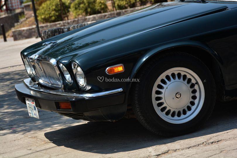 Jaguar para boda
