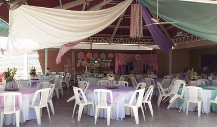 Aric Sala de Fiestas