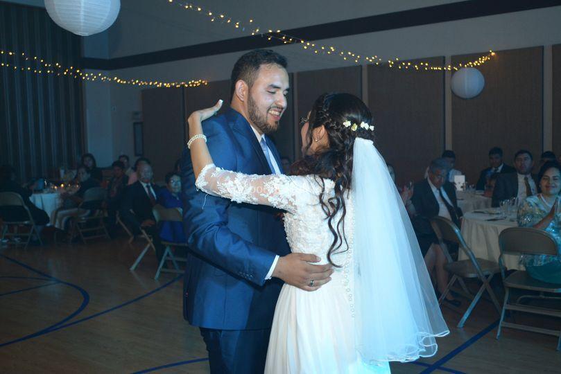 Cobertura de boda