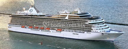 Marina de Oceania Cruises
