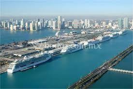 Puerto en Miami, Fl.