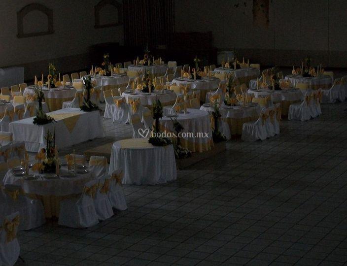 Gran salón de banquetes