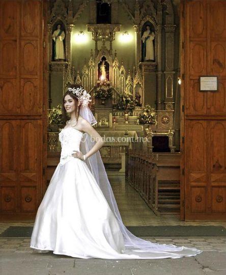 Al altar espectacular