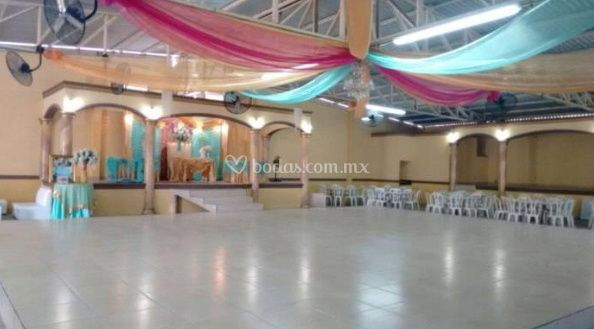 JR Eventos Salón y Decoración