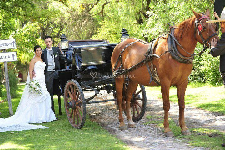 Diferentes estilos de bodas