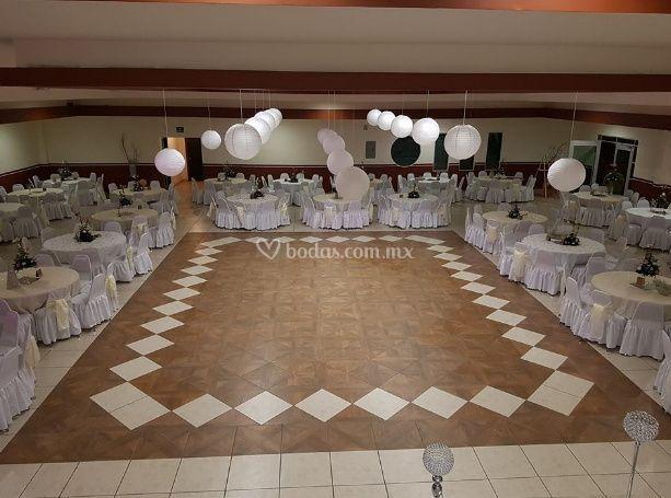 Abdagi's Salón de Eventos