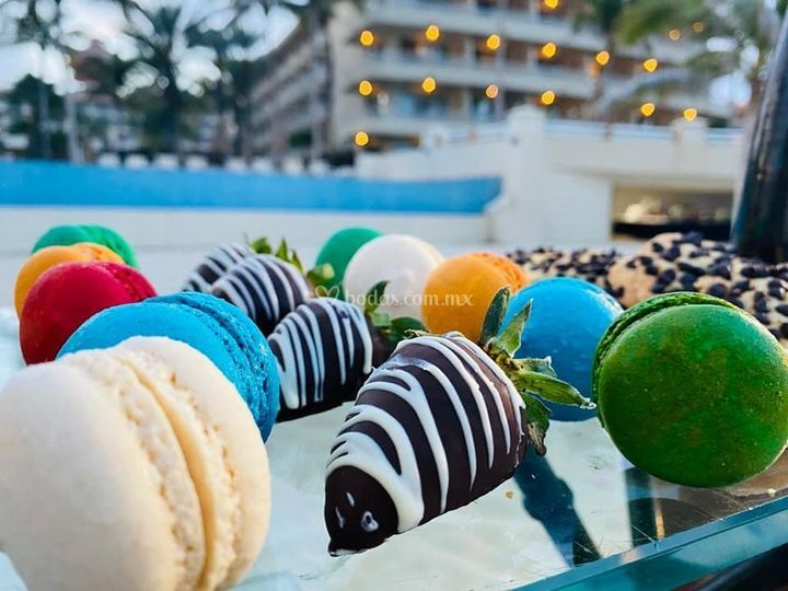 Aperitivos dulces