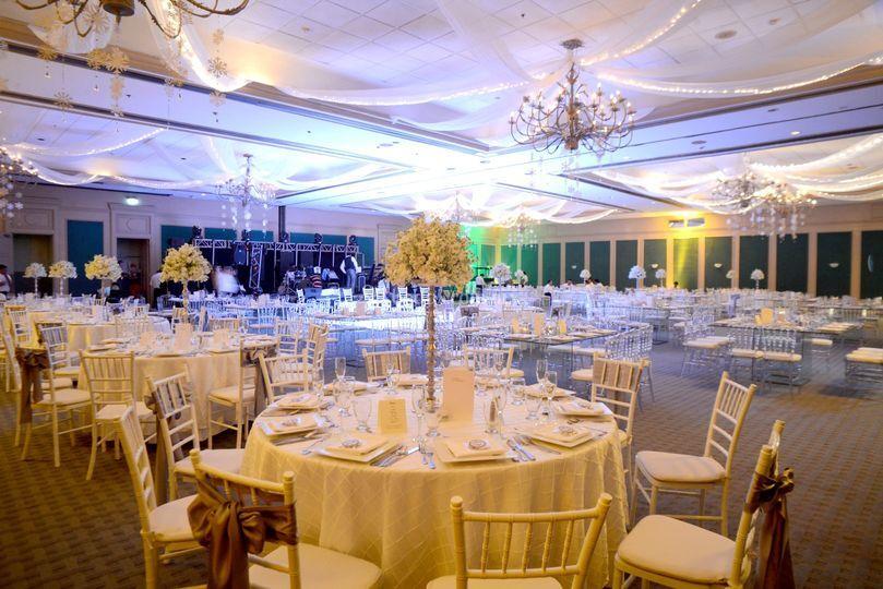 Hotel fiesta americana m rida for Menzah 5 salon de the