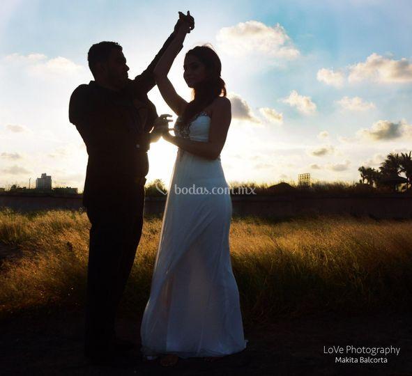 El mejor baile juntos