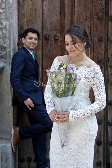 Fernanda y Jorge