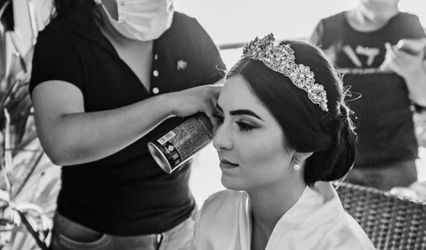 Denisse Rodríguez Makeup 1
