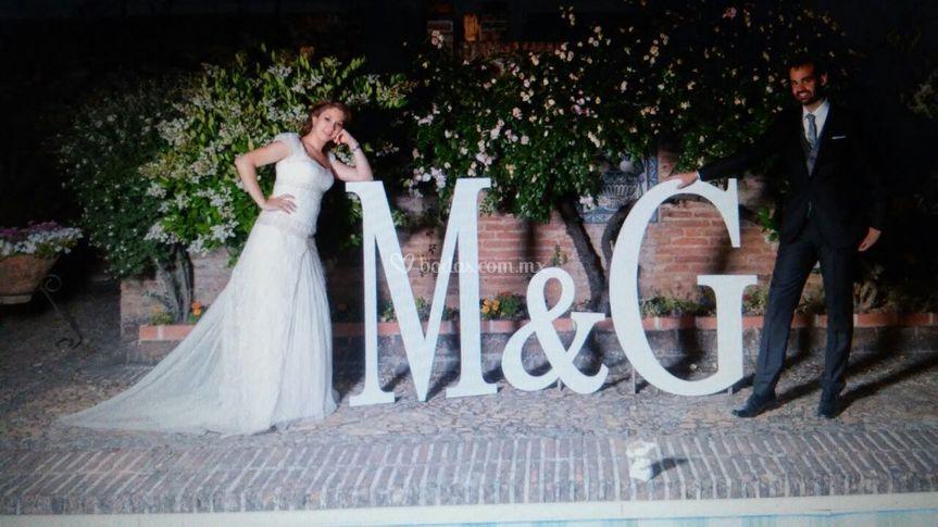 Wedding Props Cancún