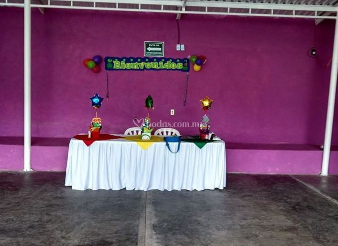 Bellas decoraciones